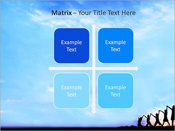 Group Of Children PowerPoint Templates - Slide 17