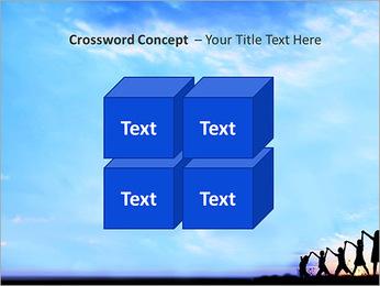 Group Of Children PowerPoint Templates - Slide 19