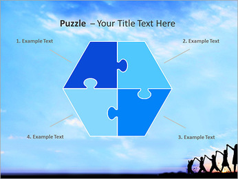 Group Of Children PowerPoint Templates - Slide 20