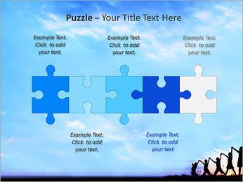 Group Of Children PowerPoint Templates - Slide 21