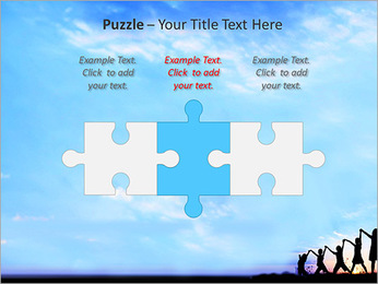 Group Of Children PowerPoint Templates - Slide 22