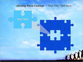 Group Of Children PowerPoint Templates - Slide 25