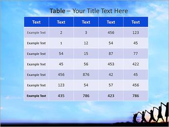 Group Of Children PowerPoint Templates - Slide 35