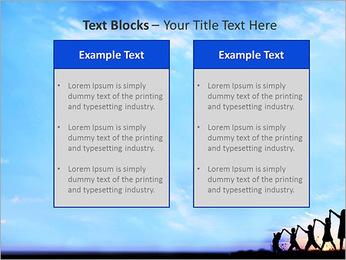Group Of Children PowerPoint Templates - Slide 37
