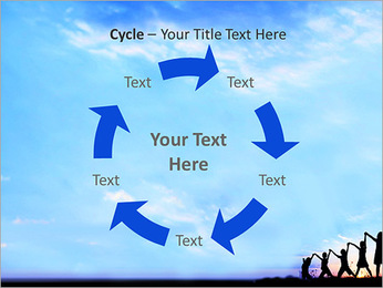 Group Of Children PowerPoint Templates - Slide 42