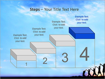 Group Of Children PowerPoint Template - Slide 44