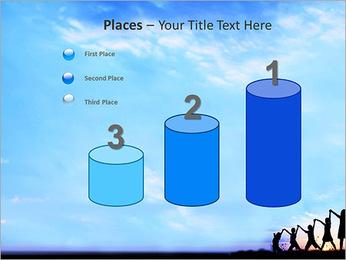 Group Of Children PowerPoint Templates - Slide 45