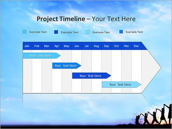 Group Of Children PowerPoint Templates - Slide 5
