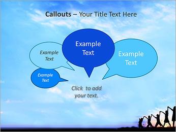 Group Of Children PowerPoint Templates - Slide 53
