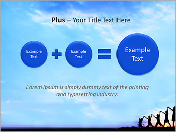 Group Of Children PowerPoint Templates - Slide 55