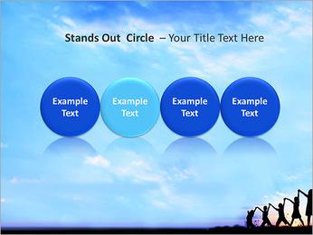 Group Of Children PowerPoint Templates - Slide 56