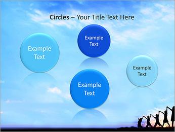 Group Of Children PowerPoint Template - Slide 57