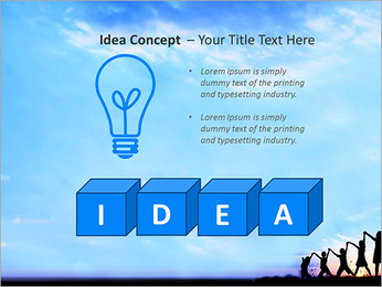 Group Of Children PowerPoint Templates - Slide 60