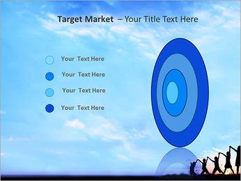 Group Of Children PowerPoint Templates - Slide 64