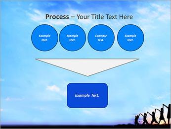 Group Of Children PowerPoint Templates - Slide 73