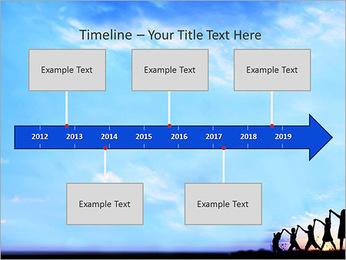 Group Of Children PowerPoint Templates - Slide 8