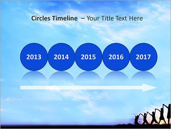 Group Of Children PowerPoint Templates - Slide 9