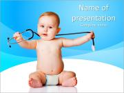 Pediatrics PowerPoint presentationsmallar