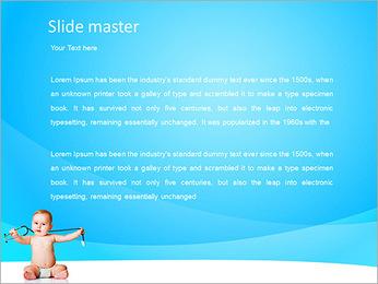 Pediatrics PowerPoint Template - Slide 2
