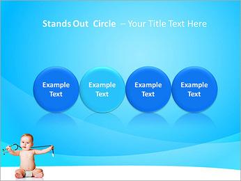 Pediatrics PowerPoint Template - Slide 56