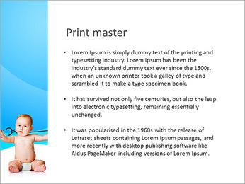 Pediatrics PowerPoint Template - Slide 76