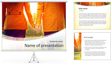 Relations PowerPoint Template