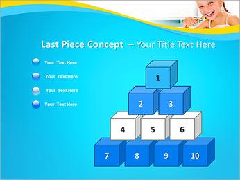 Brush Up Teeth PowerPoint Templates - Slide 11