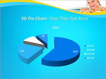 Brush Up Teeth PowerPoint Templates - Slide 15