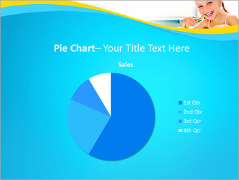Brush Up Teeth PowerPoint Templates - Slide 16