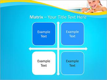 Brush Up Teeth PowerPoint Templates - Slide 17