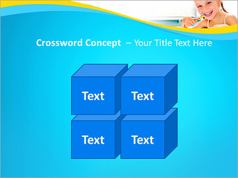 Brush Up Teeth PowerPoint Templates - Slide 19