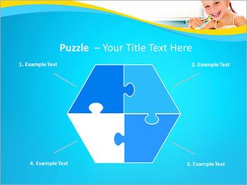 Brush Up Teeth PowerPoint Templates - Slide 20