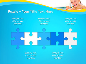 Brush Up Teeth PowerPoint Templates - Slide 21