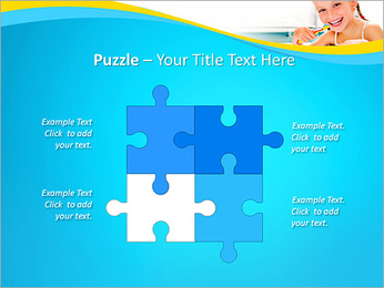 Brush Up Teeth PowerPoint Templates - Slide 23