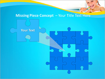 Brush Up Teeth PowerPoint Templates - Slide 25