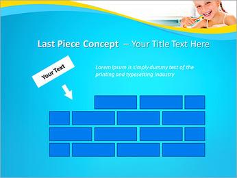 Brush Up Teeth PowerPoint Templates - Slide 26