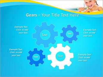 Brush Up Teeth PowerPoint Templates - Slide 27