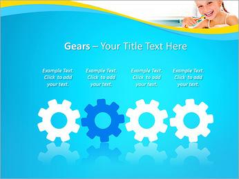 Brush Up Teeth PowerPoint Templates - Slide 28