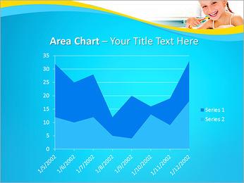Brush Up Teeth PowerPoint Templates - Slide 33