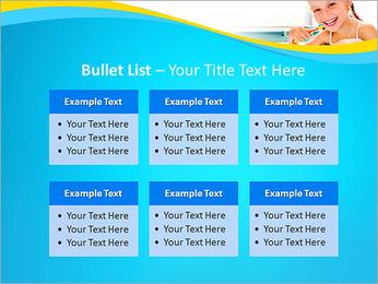 Brush Up Teeth PowerPoint Templates - Slide 36