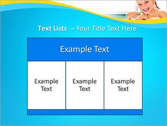 Brush Up Teeth PowerPoint Templates - Slide 39
