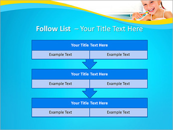 Brush Up Teeth PowerPoint Templates - Slide 40
