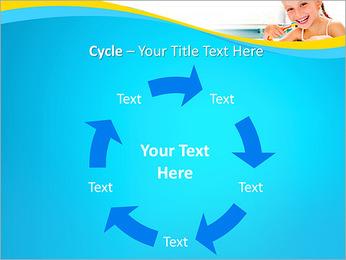 Brush Up Teeth PowerPoint Templates - Slide 42