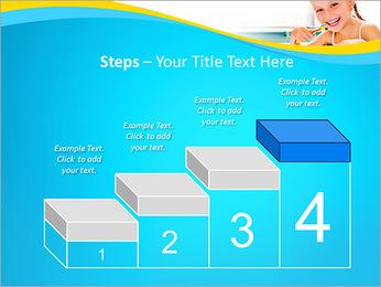 Brush Up Teeth PowerPoint Templates - Slide 44