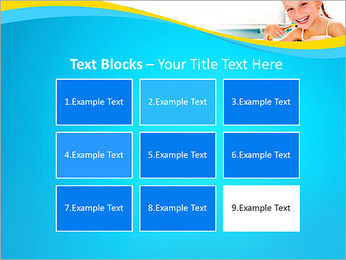 Brush Up Teeth PowerPoint Templates - Slide 48