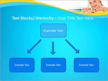 Brush Up Teeth PowerPoint Templates - Slide 49