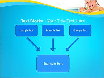 Brush Up Teeth PowerPoint Templates - Slide 50