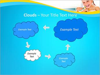 Brush Up Teeth PowerPoint Templates - Slide 52