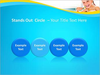 Brush Up Teeth PowerPoint Templates - Slide 56