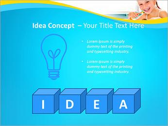 Brush Up Teeth PowerPoint Templates - Slide 60